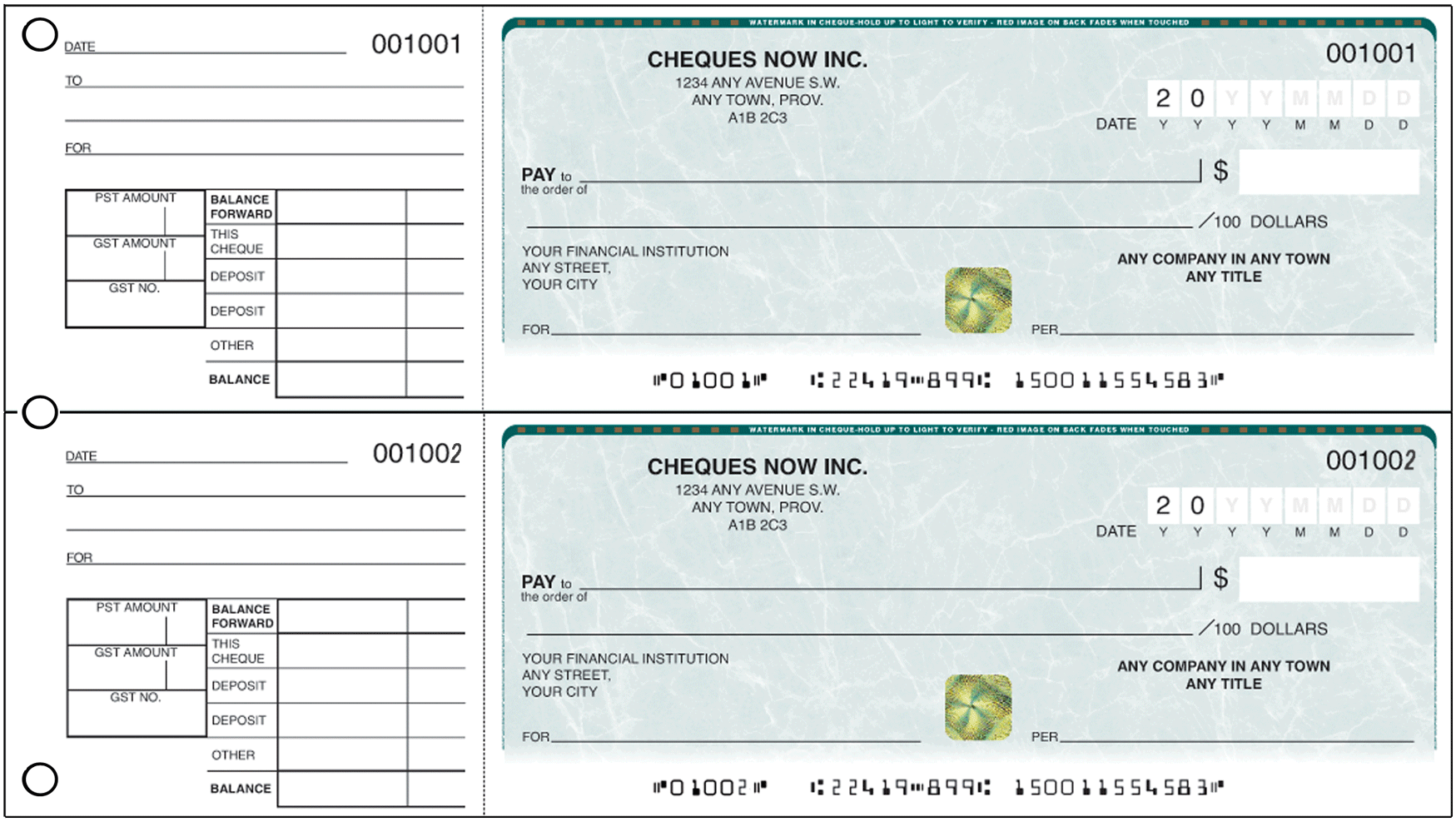 Cibc travellers cheques fee