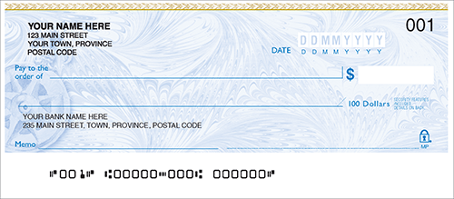 Order Personal Cheques From The Cheque Printing Pros