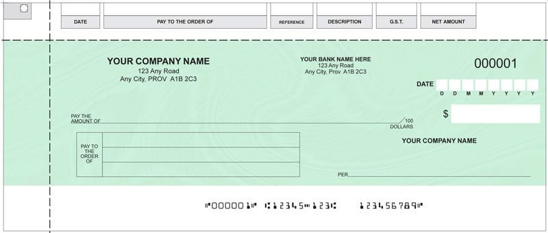 one write top cheque from cheques now