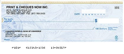 canada how to write a cheque bmo