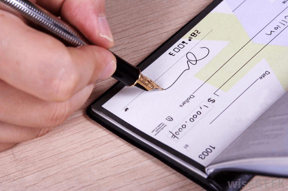 Cheque Vs Check